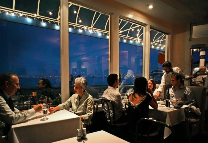 Angelino Restaurant in Sausalito